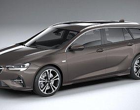 Opel Insignia Sports Tourer 2020 3D