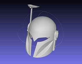 Star Wars The Mandalorian Bo-Katan Helmet Printable Model