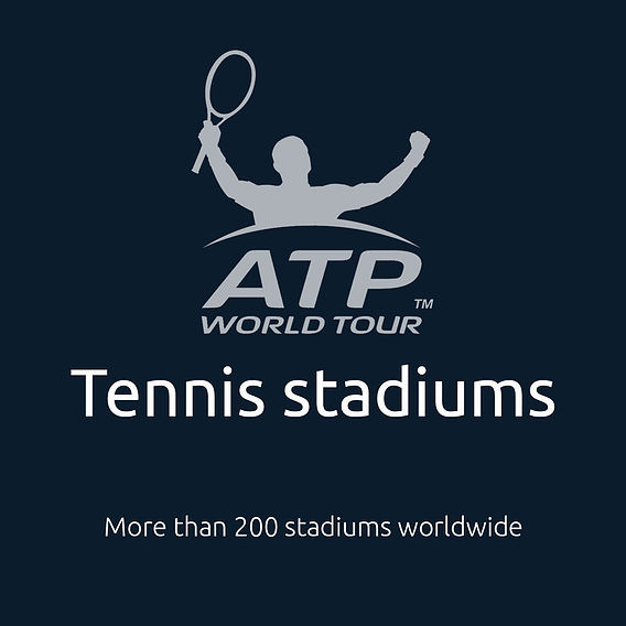 ATP Stadiums for sale