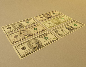 American Currency 3D