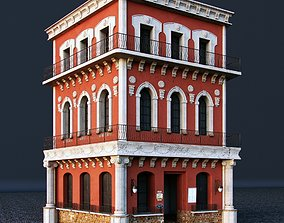 3D Venice Building 2