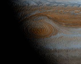 3D Hyperrealistic 6k Jupiter