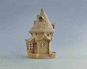 HOUSE LAMP 3D print model