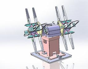 3D Uncoiler - 10 Ton capacity
