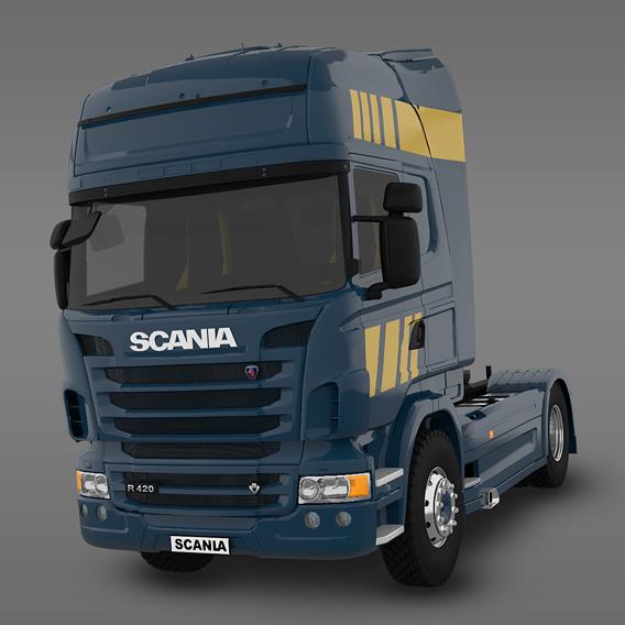Scania R480 2008