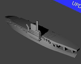 3D print model French Bearn Class Aircraft Carrier