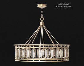3D model Fine Art Lamps Westminster 885640