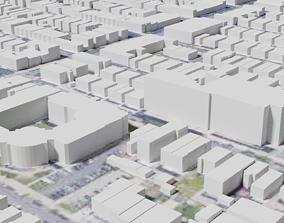 3D model VR / AR ready New York city
