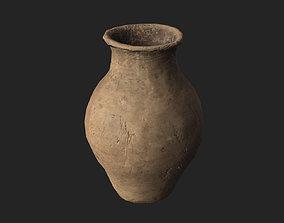 3D model Clay Vase A