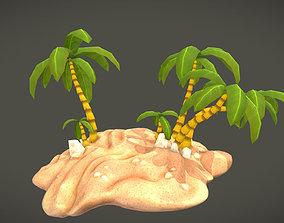 3D asset Sand Bitbot