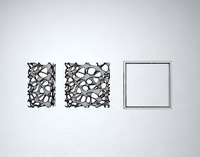 Aluminium Spider Screen 3D screen