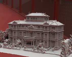 Spencer Mansion resident evil 3D