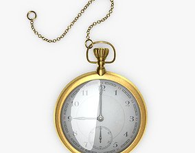 Pocket Watch 3D