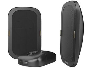 3D Magnet 2ch Speakers