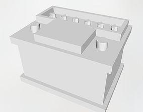 Battery 3D printable model