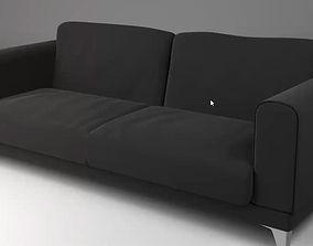 Sofa Single 3D model