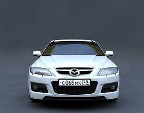 3D model Mazda 6