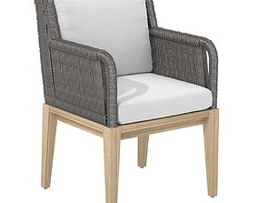 Restoration Hardware ALBION ARMCHAIR 3D model