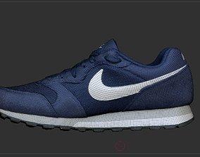 Nike MD Runner 2 3D model