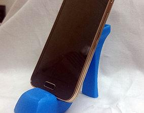 Fancy Mobile Dock Version 2 3D printable model
