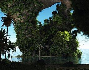 3D model The hideaway in Vue