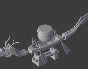 Dragon Boat for china 3D print model