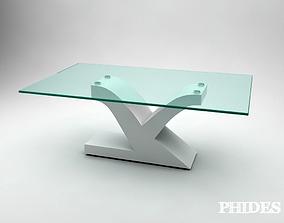 Table dinner 3D asset game-ready