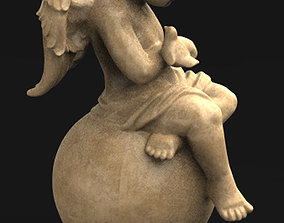 Angel Boy 2 3D Model