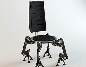 Spider Chair 3D