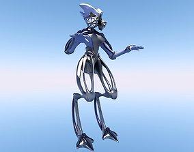 3D model Bionic Creature A-15s