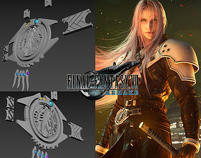 3D printable model Final fantasy VII remake Sephiroth
