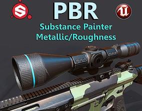 Super Sniper 3D model