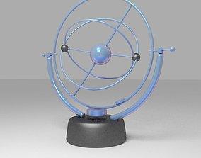 3D model Kinetic Desk Sculpture