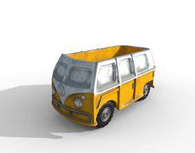 Kombi Planter 3D printable model