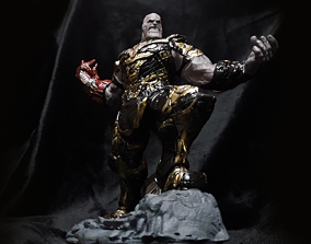 THANOS ENDGAME MODEL FOR 3D PRINT character