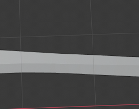 Legolas Knife Sword 3D printable model