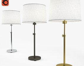 3D model Robert Abbey - Koleman Club Table Lamp