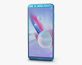 3D model Huawei Honor 9 Lite Blue