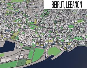 Beirut Lebanon 3D model