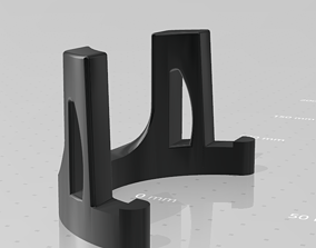Universal phone and tablet 3D print model