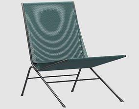 Allan Gould String Lounge Chair 3D asset