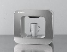 coffee maker 03 am145 3D model