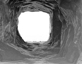 Modular Caves High Poly 3D
