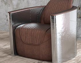 3D model Aviator Tomcat Chair