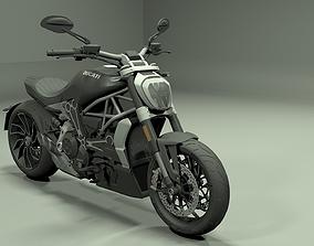 wheel Ducati X-Diavel 2016 3D model