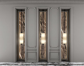Classic Wall-Panel 3D