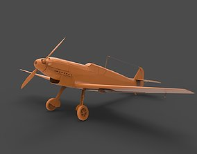 BF109B 3D print model