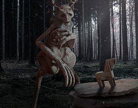 3D model Autumn Demon