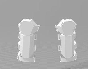 3D printable model Star Wars TFA First Order SnowTrooper 1