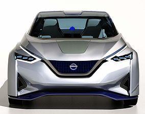 3D model Nissan IDS Concept 2015